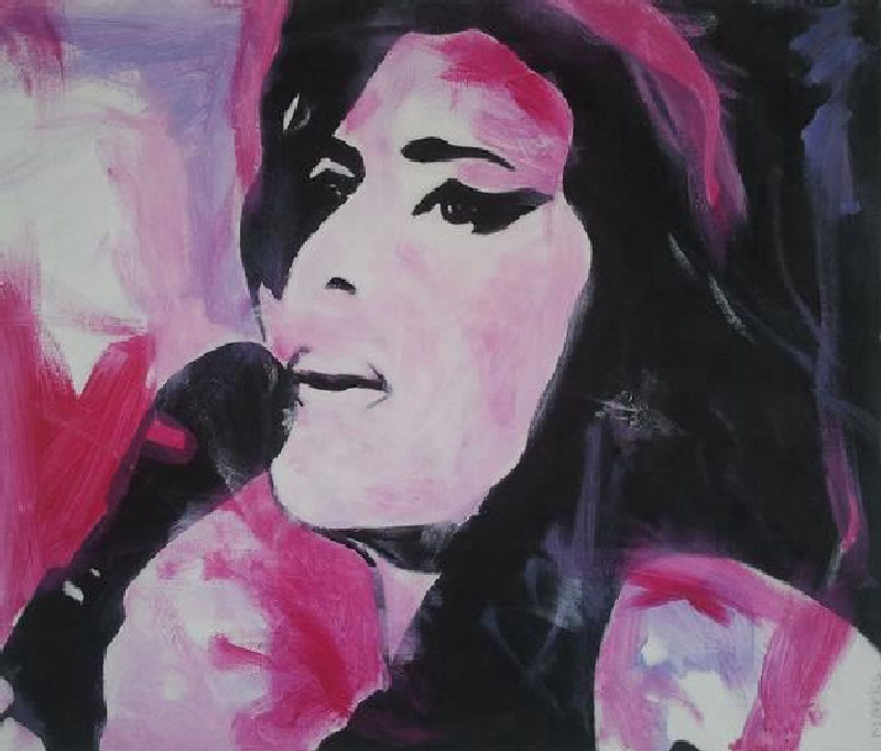 Marks Amy Winehouse